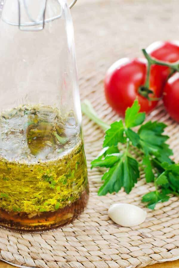 This paleo, keto, and Whole30 salad dressing will become your go-to Italian dressing!