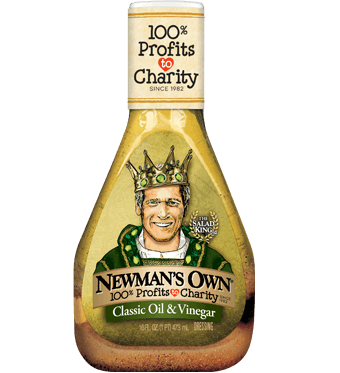 Newman's Own Olive Oil and Vinegar Salad Dressing