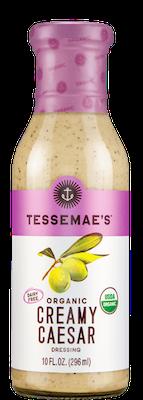 Tessemae's Creamy Caesar Salad Dressing